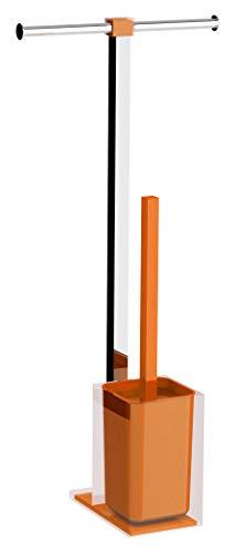 Gedy - Columna de pie RAINBOW Naranja