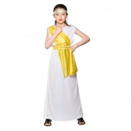 Ancient Greek Girl Moyen 8-10 ans