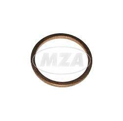 Krümmerdichtung A28x33 - Kalotte - (DIN 7603 - Kupfer massiv)