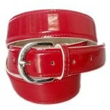 Famacart Stylish Women's Red Belt Casual Belt