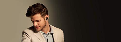 Sony WF-1000XM3 True Wireless Noise Cancelling Kopfhörer (bis zu 32h Akkulaufzeit, stabile Bluetooth Verbindung, Amazon Alexa, komplett kabellose Earbuds incl. Ladecase) schwarz - 21