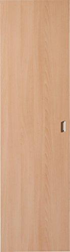 Plus Tür (CS Schmalmöbel 55/48 Tür, Holz, buche, 51 x 1,5 x 183 cm)