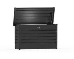 Biohort Freizeitbox 100 dunkelgrau-metallic von Holzmarkt Riegelsberger bei Du und dein Garten