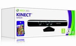 Preisvergleich Produktbild Xbox 360 - Kinect Sensor inkl. Adventures