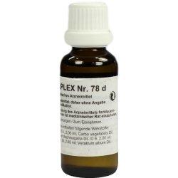 Preisvergleich Produktbild REGENAPLEX Nr.78 d Tropfen 30 ml Tropfen