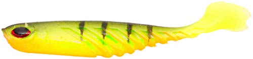 Berkley Power Ripple Shad Fire Barsch Köder, Multi, 5,1 cm | 5 cm -