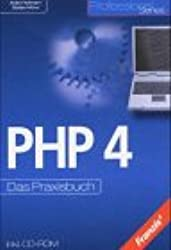 PHP 4, m. CD-ROM