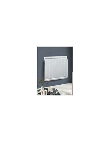 radiateur à inertie - applimo soleidou smart ecocontrol - 1000w - vertical - blanc