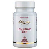 Higher Nature Eterna Gold Hyaluronic Acid 30 Capsules by Higher Nature
