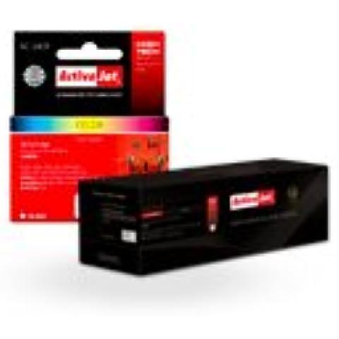 ActiveJet ARS-300B - Kit recarga para cartucho HP 300/301/901, color negro