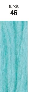 Austermann Kid Silk Farbe 46 pool - feines Lace Garn, Mohair Wolle zum Lace stricken