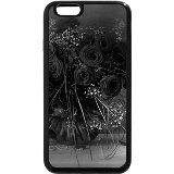 iPhone 6S Plus Coque, iPhone 6Plus Coque (Noir et Blanc)-pour vous.