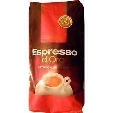 Dallmayr Espresso d'Oro Kaffee Bohnen Cafe 8kg (8x1kg)