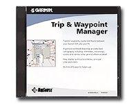 Garmin CD Trip&Waypoint Manager Mapsource-software