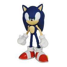 Sonic 20th Anniversary Exclusive 10 Inch Deluxe Action Figure 2011 Modern Sonic the Hedgehog by Zoofy International - Regal Logistics
