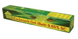 Green Plus Cockroach Gel 100% Safe & No risk of food contamination and consumption by pets and children