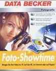 Foto-Showtime, CD-ROM Bringen Sie Ihre Fotos ins TV, auf den PC, ins Internet oder auf Papier! Für Windows 98, 98SE, ME, 2000, XP -