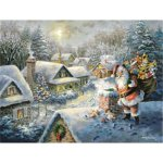 American Puzzles, Bringing Joy and Happiness Puzzle, 500 Pieces Puzzle