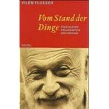 Steidl Taschenbücher, Nr.86, Vom Stand der Dinge. Eine kleine Philosophie des Design