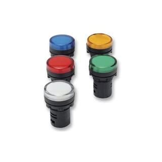 Inventive-Action RAAS - RADT225F - 22MM SWITCHES LED PILOT TEST AM 110V - Pack of 1 --