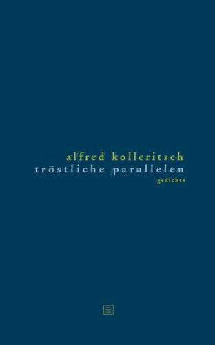 Tröstliche Parallelen Gedichte German Edition Ebook