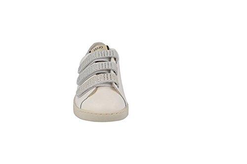Scarpe da ginnastica Liujo SXX003 P0015 BIANCO Bianco