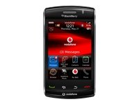 BlackBerry Storm2 9520 Smartphone (WLAN, SurePress, 3.2 MP, Bluetooth, GPS) con logo Marchio Vodafone, colore: Nero (Importato da Germania)