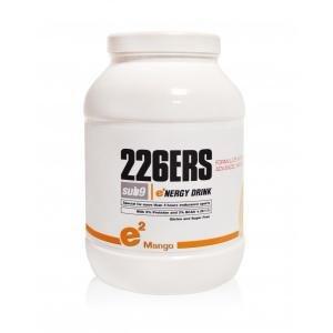 226ERS Energy Drink Sub9 Bebida energética, Sabor Mango - 1060 gr