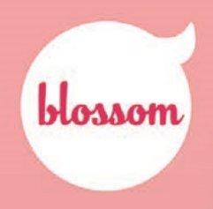 Milan Blossom – Estuche con 4 compartimentos y material escolar, para 38 unidades