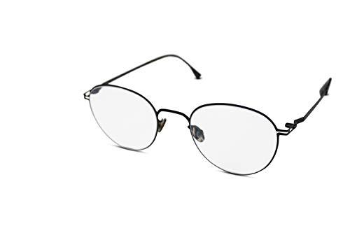 Mykita Brille runde Brillenfassung OVE 002 Black