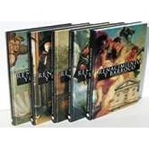 RENACIMIENTO Y BARROCO (5 vols.) 1 y 2. La eclosion del Renacimiento / 3 y 4. Del Renacimiento al Manierismo / 5. La epoca del Barroco (coleccion completa)