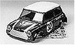 Tamiya 300050795 - Karosserie Satz Mini Cooper Racing gebraucht kaufen  Wird an jeden Ort in Deutschland