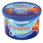 king-british-goldfish-flake-12g