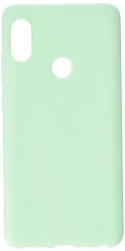 kwmobile Xiaomi Redmi Note 5 (Global Version) / Note 5 Pro Hülle - Handyhülle für Xiaomi Redmi Note 5 (Global Version) / Note 5 Pro - Handy Case in Mintgrün matt