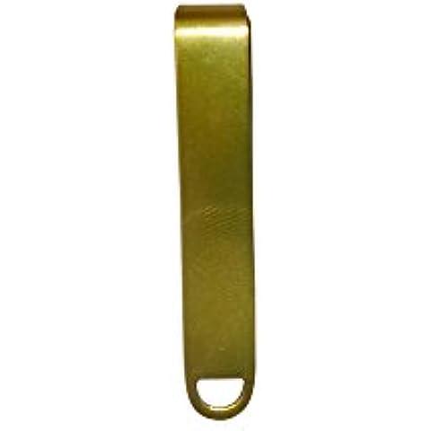 sanlike Pinza linea di pesca Hook Remover pesca linea Clipper linea Nipper pesca Forbici Braid Cutters, oro - Oro Forbici