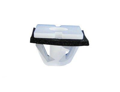 Clip de retenue côté moulage de corps avec bande d'étanchéité, maquette PF-C365 (Paquet de 20)