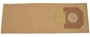 5 Papierfiltertüten für Kärcher Staubsauger NT361 Eco M ... / NT361 Eco MA ... wie original 6.904-210, 6.904-351.0, 6.904-259.0 ... von Microsafe®