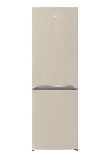 Beko RCSA330K20B Libera installazione 295L A+ Beige frigorifero con congelatore