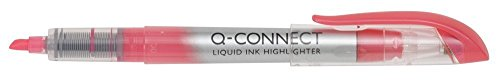 q-connect-liquid-ink-highlighter-pink