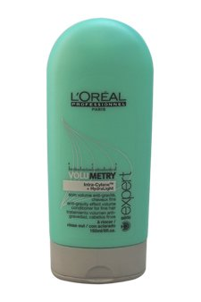 L'Oreal Volumetry Salicylic acid Intra Cylane Anti Gravity Effect Volume Booster Shampoo 250 ml + Conditioner (150 ml) Increases volume of hair - Long lasting effect - Increases Hair Mass in long term treatment