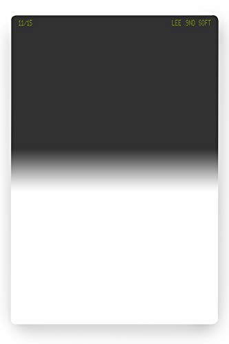 Lee Filters ND9GS100x150U2 Filtre Résine Dégradé Neutre Soft 0.9ND
