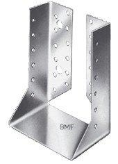 Preisvergleich Produktbild Simpson BSI140/180 Balkenschuh BSI 140x180 feuerverzinkt Innenliegend mit Zulassung