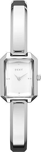 DKNY Femme Analogique Quartz Montre avec Bracelet en Acier Inoxydable NY2647