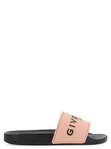 Givenchy Damen Be3004e0dh695 Rosa PVC Sandalen