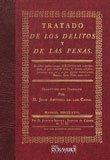 Tratado de los delitos y de las penas (Derecho) por Cesare-Bone-San Beccaria