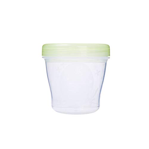 Contenedores de almacenamiento de leche materna para almacenamiento de leche materna