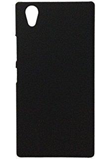 AE Rubberised Matte Hard Case Back Cover For LENOVO P70 BLACK