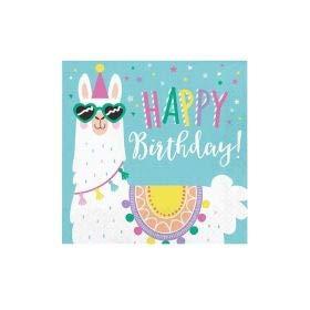 en Happy Birthday, 16 ct ()