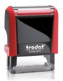trodat Textstempelautomat Printy 4911 4.0, rot 9008056436836