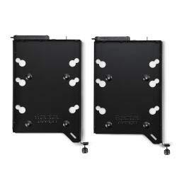 Fractal Design Festplatteneinschub-Set Typ A, Schwarz, 2 Stück